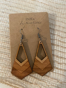CHEVRON DESERT Earrings