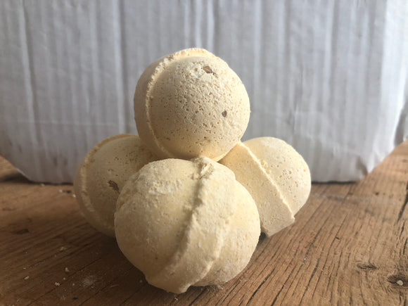 Oatmeal, Milk & Honey Bath Fizzies