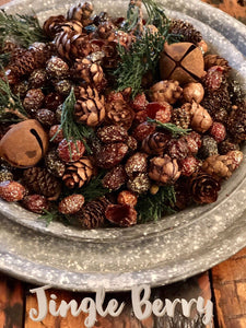 Jingle Berry Potpourri