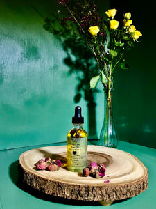 Balance Infused Rose Oil