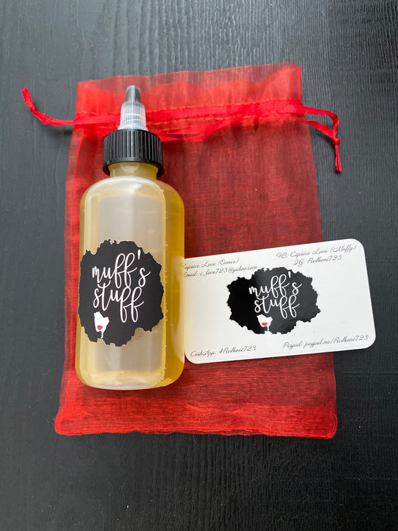 Muff's Stuff Hair Oil