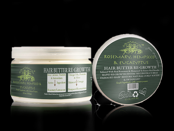 Rosemary & Hempseed Hair Butter