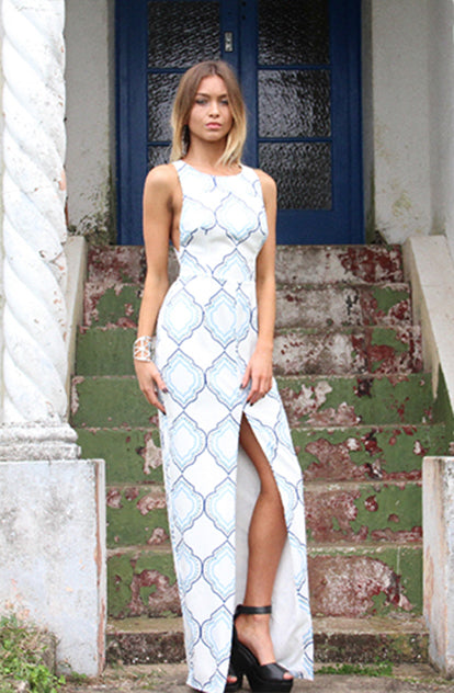 Enchanted Maxi Dress
