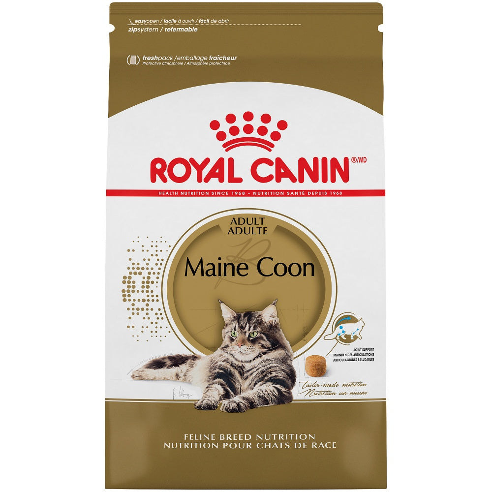 Royal Canin Feline Breed Nutrition Maine Coon Formula Dry Cat Food