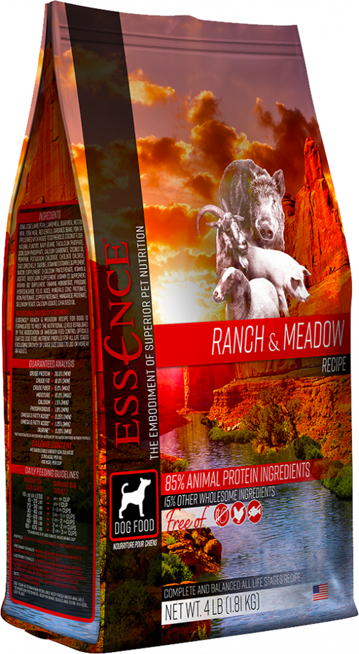 Essence Grain Free Ranch & Meadow Recipe Dry Dog Food