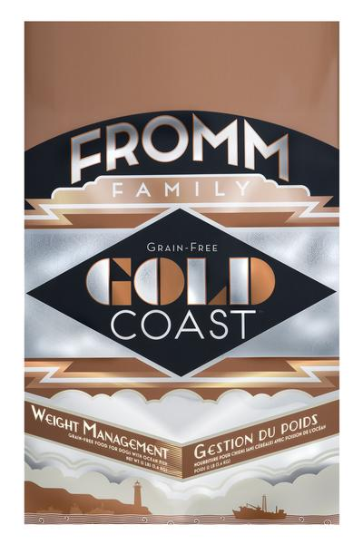 Fromm Gold Coast Weight Management Dry Dog Food