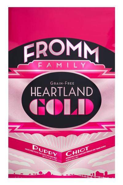 Fromm Heartland Gold Puppy Dry Dog Food