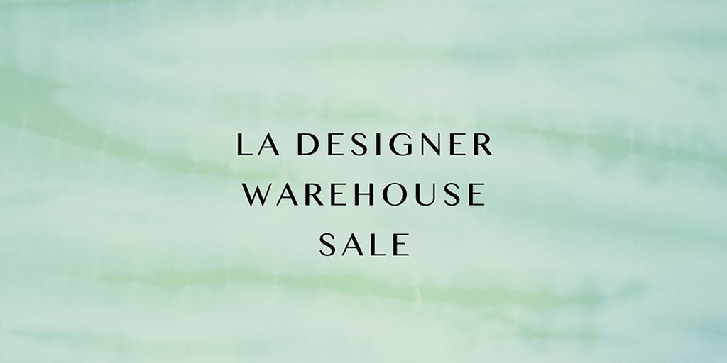 EVENT: Independent Together Warehouse Sale