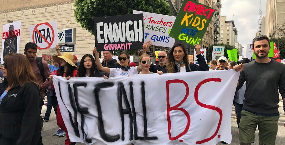 EVENT: March For Our Lives - SIGN MAKING