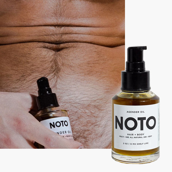 Noto Botanics - Agender Oil, available at LCD.