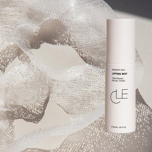 Cle Cosmetics - Lifting Spray and Dry Face Masks, available at LCD.