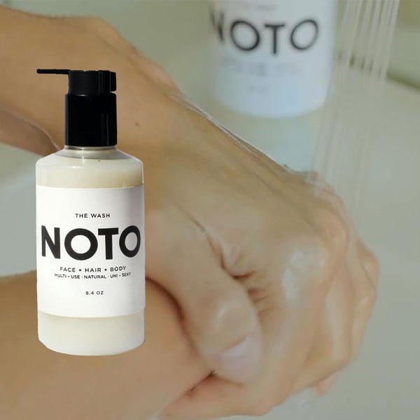 Noto Botanics - The Wash.