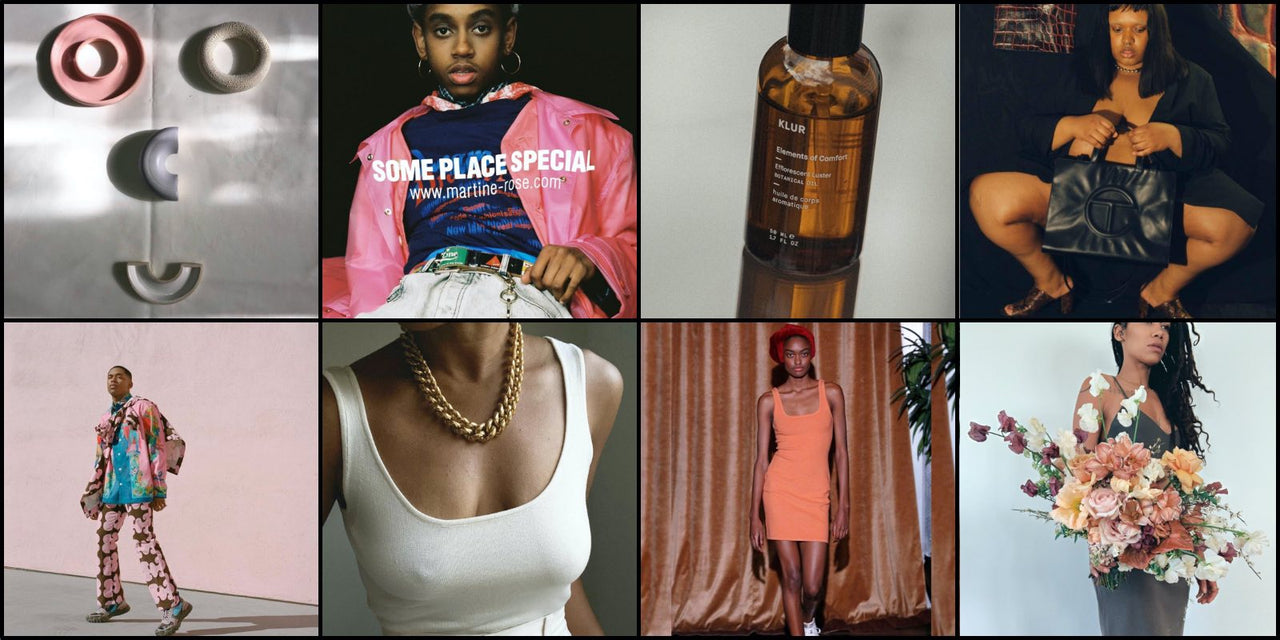 Our round up of Black fashion and design creatives to support right now.