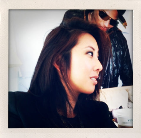 Geraldine Chung, founder of LCD