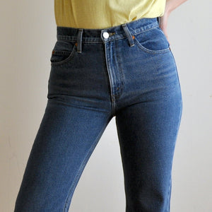 Re/DONE - 70's Crop Boot Jean, front view, available at LCD.