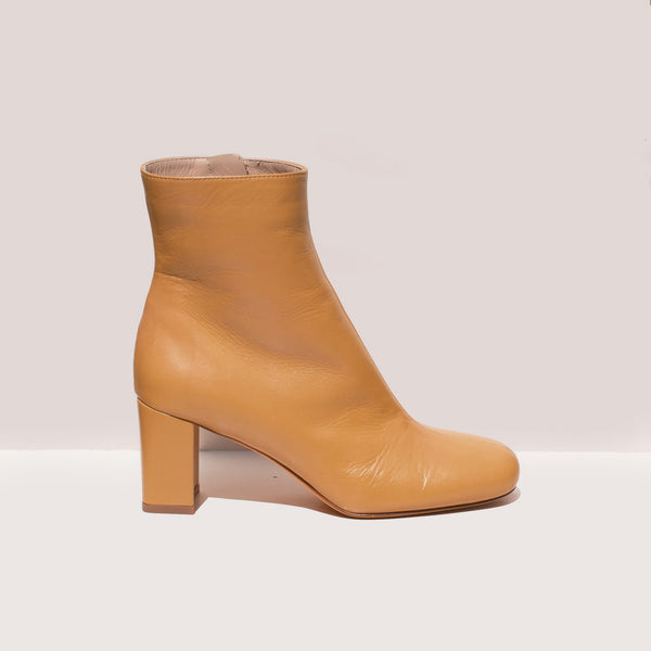 Maryam Nassir Zadeh - Agnes Boot - Pueblo, side view, available at LCD.