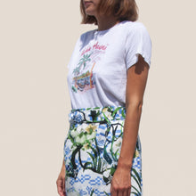 Load image into Gallery viewer, Re/DONE - Classic Tee - Aloha, angled view, available at LCD.
