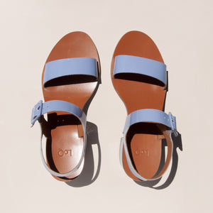 LoQ - Altea Sandal - Mar, aerial view, available at LCD.