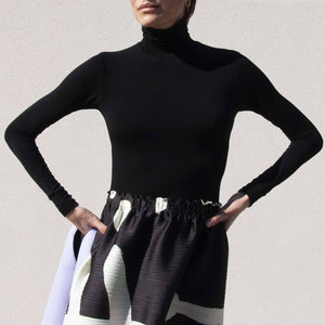 Ambush - Ambush Turtleneck, front view, available at LCD.