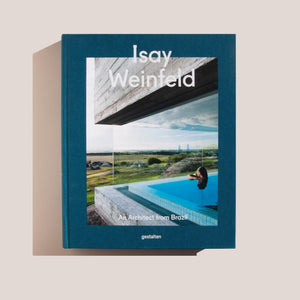 An Architect from Brazil by Isay Weinfeld, available at LCD.