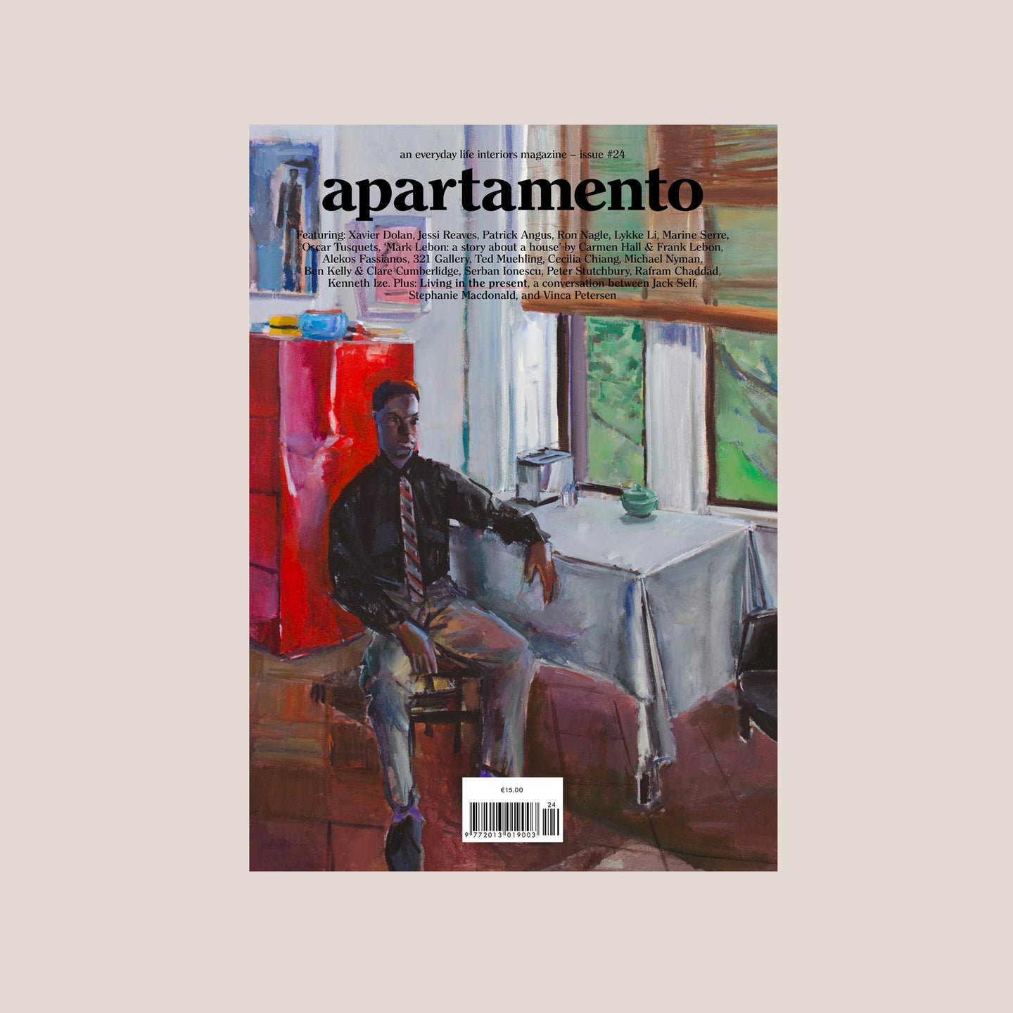Apartamento - Issue No. 24, available at LCD.