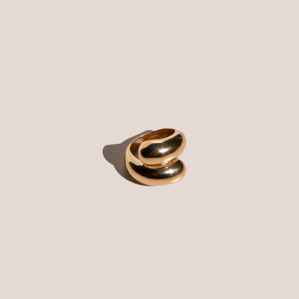 Gabriela Artigas - Double Apse Ring, available at LCD.