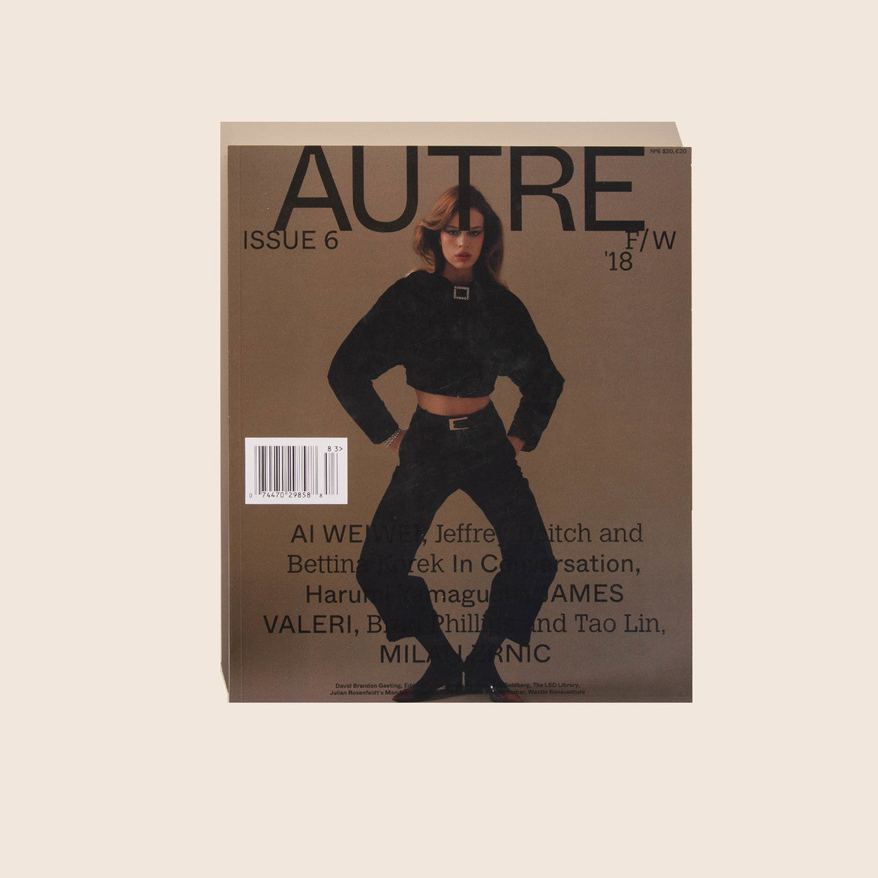 Autre - Issue No. 6 - A Manual For Culture, available at LCD