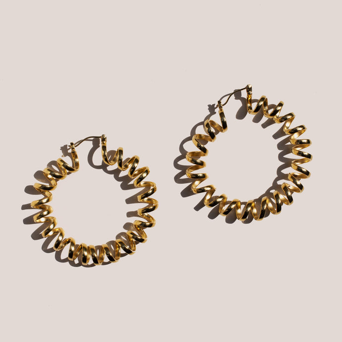 Rachel Comey - Avo Earrings, available at LCD.