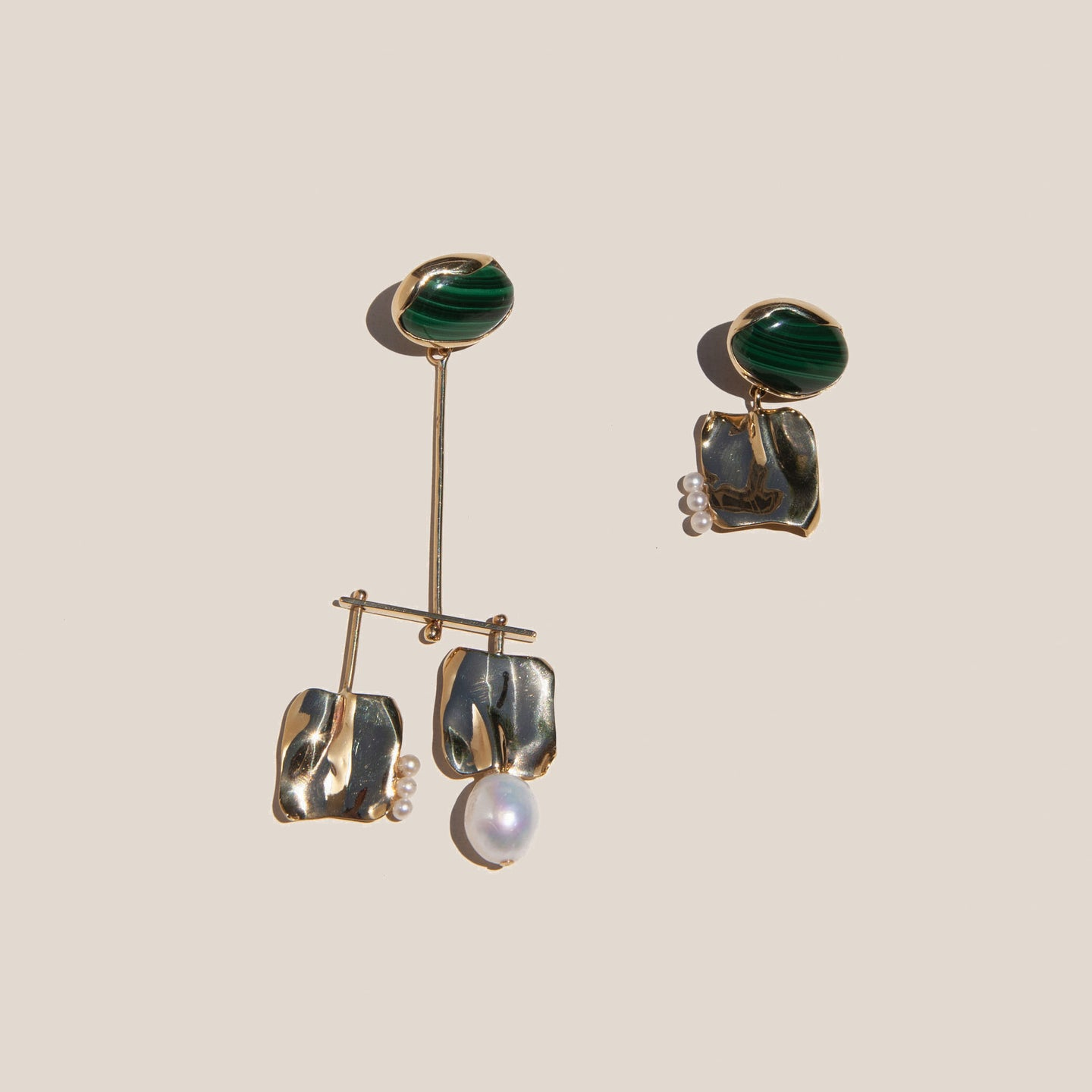 Faris - Badoula Earrings, available at LCD.