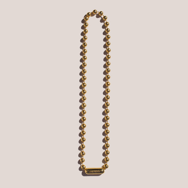 Ambush - Ball Chain Necklace.