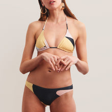 Load image into Gallery viewer, Bower Swimwear - Base Bikini Set - Monte Blanc & the Window, front view, available at LCD.