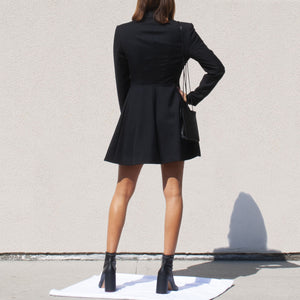 Rotate by Birger Christensen - Blazer Dress, back view, available at LCD.