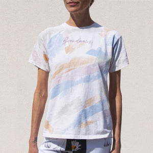 Collina Strada - Boundaries Tee, front view, available at LCD.