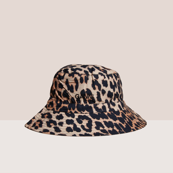 Ganni - Bucket Hat, available at LCD.