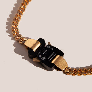 1017 Alyx 9SM - 1017 Alyx 9SM Buckle Necklace, available at LCD.