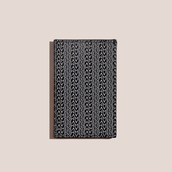 Medea - Medea Logo Cardholder - Black, available at LCD.