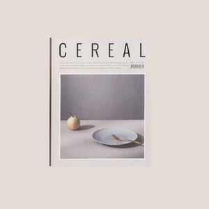 Cereal Magazine - Issue No. 17, available at LCD.