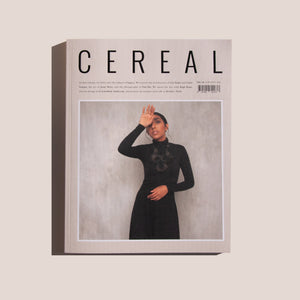 Cereal Magazine - Issue No. 18, available at LCD.