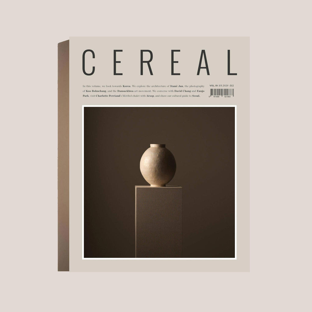 Cereal Magazine - Issue No. 19, available at LCD.