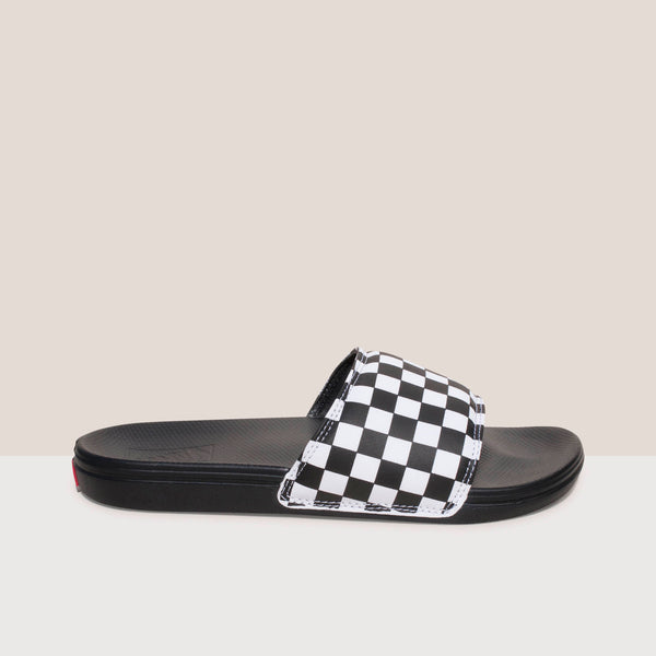 Vans - Checkerboard La Costa Slide On, available at LCD.