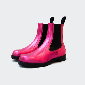 Alyx - Chelsea Boot - Pink, available at LCD