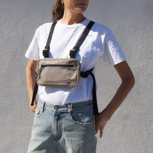 Alyx - Mini Chest Rig - Tan, available at LCD