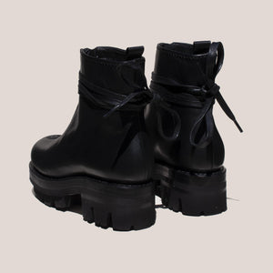 1017 Alyx 9SM - Classic Ankle Boots, back view, available at LCD.