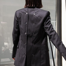 Load image into Gallery viewer, Delada - Classic Half Blazer, rear view, available at LCD.