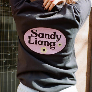 Sandy Liang - Comf Tee, back view, available at LCD.