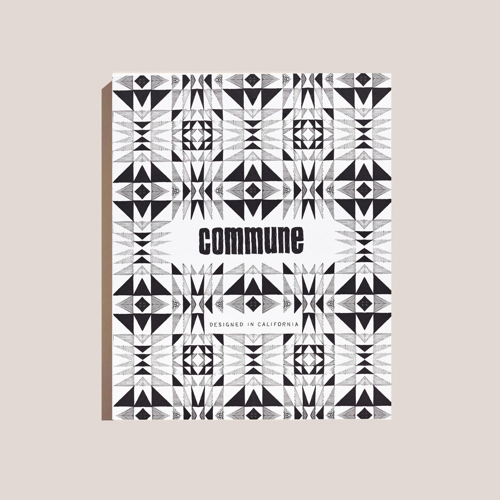 Commune: Designed in California, available at LCD.