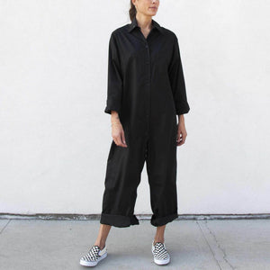 MM6 -Convertible Jumpsuit, available at LCD