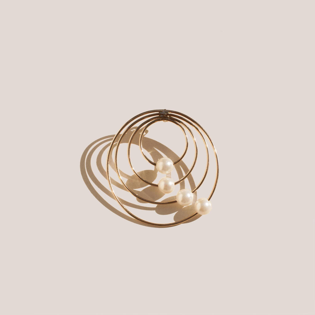 Gabriela Artigas - Cosmos Earring, available at LCD.