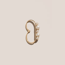 Load image into Gallery viewer, Gabriela Artigas - Cosmos Double Finger Ring, available at LCD.