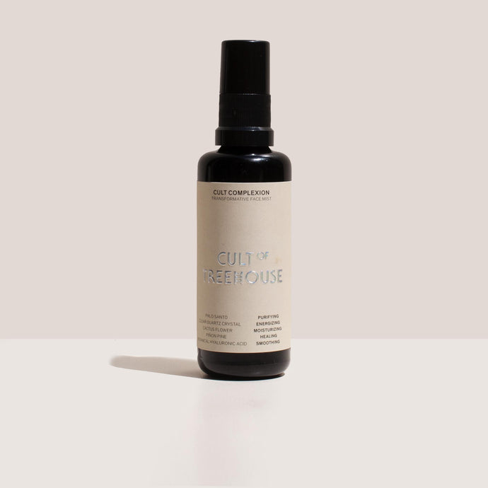 Cult of Treehouse - Cult Complexion Mist, available at LCD.